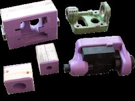 Holder Gabelstück A16 065 A17 Modell